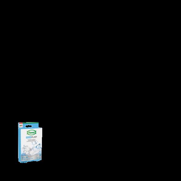 FLAWA Aqua Plast Pflasterstrip