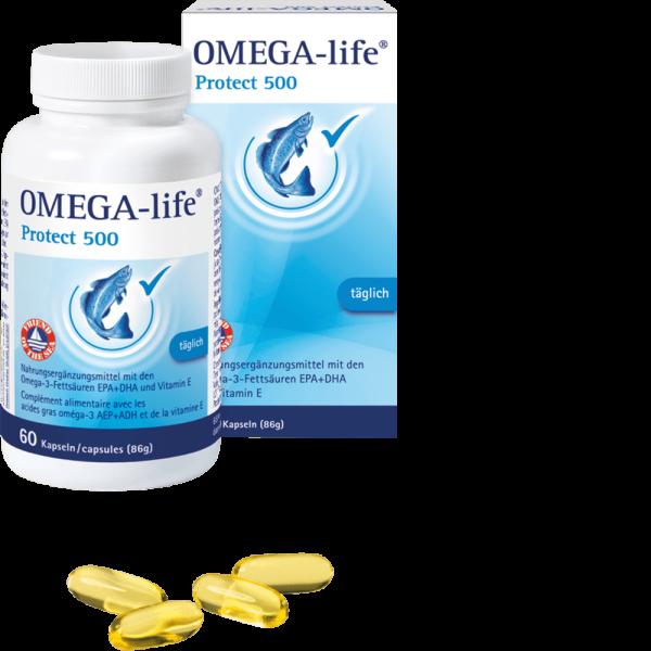 OMEGA-LIFE Protect 500