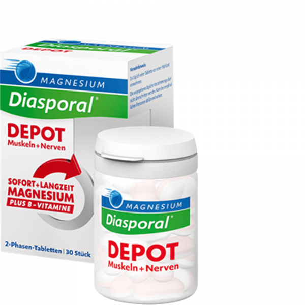 MAGNESIUM DIASPORAL DEPOT Tabletten