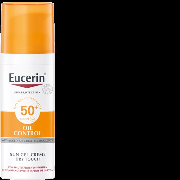 EUCERIN SUN Oil Control Body Dry Touch LSF50+