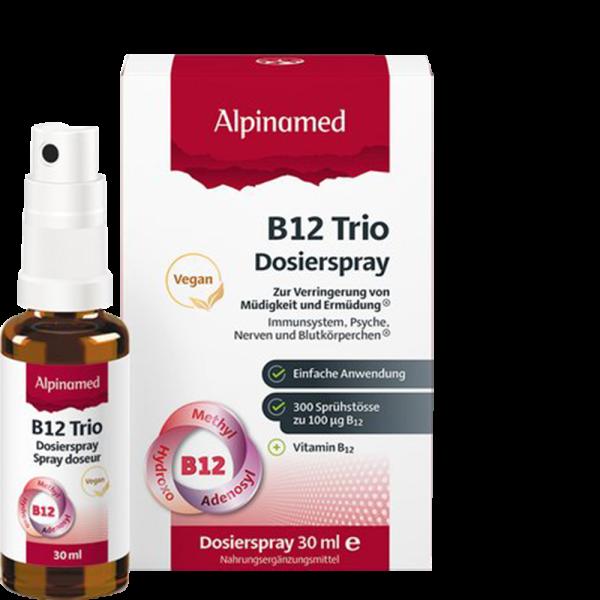 ALPINAMED B12 Trio Dosierspray