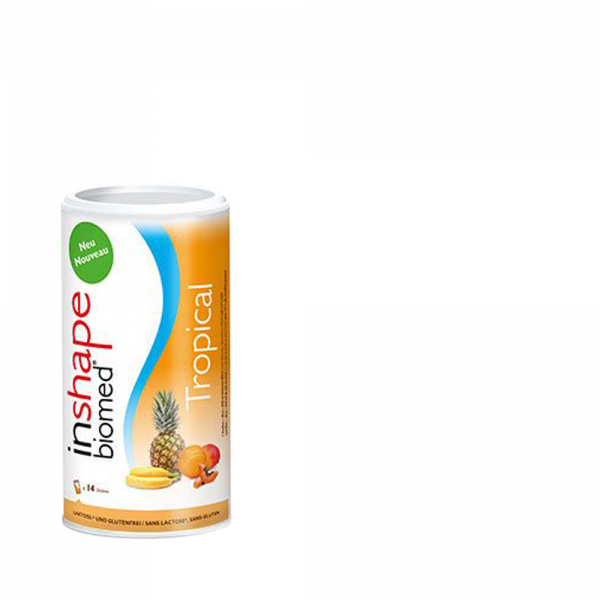 INSHAPE Biomed Pulver Tropical