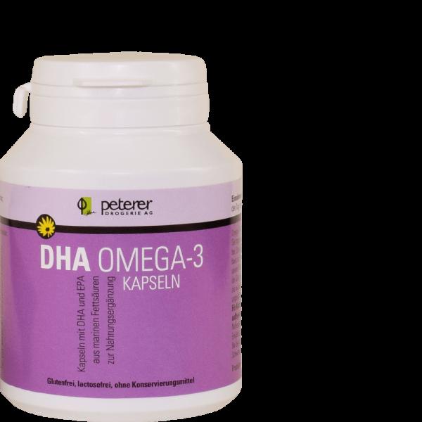 DHA Omega-3