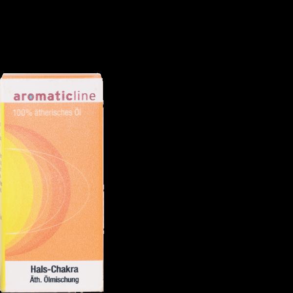 Aromaticline Hals Chakra